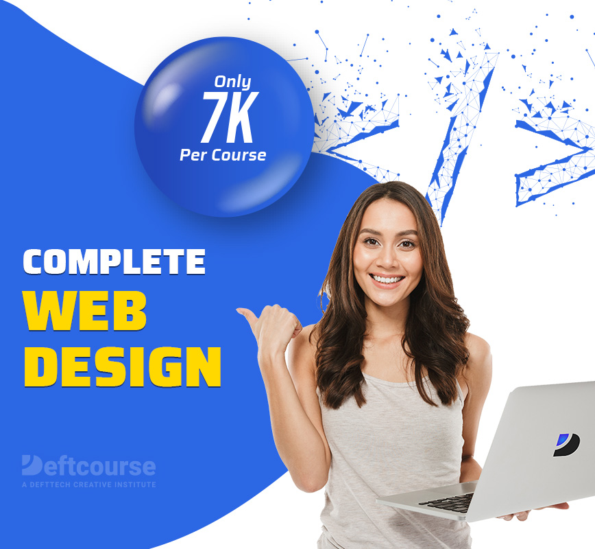 Complete Web Design Course in barisal